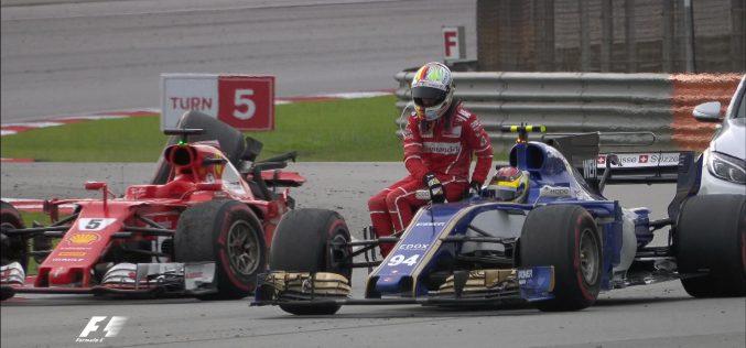 """GP Malesia, Vettel soddisfatto a metà: """"Speravo nel podio"""""""