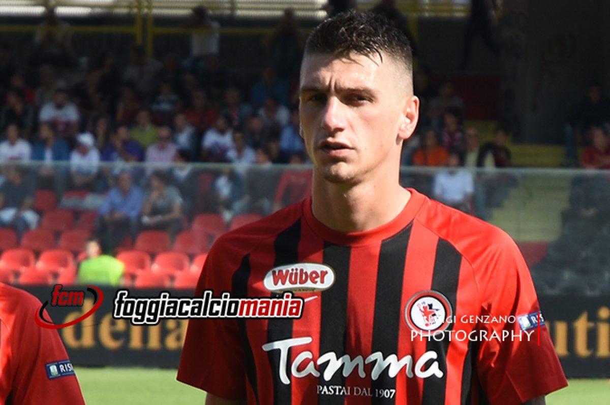 Serie B: Stagione 2017-2018 – I 5 scatti di Foggia-Novara