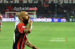 """Foggia, Mazzeo: """"Volevamo fortemente la prima vittoria in casa"""""""