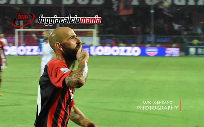 Serie B, Mazzeo e un carisma da vendere: Foggia lo ama