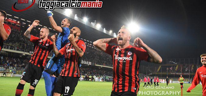 Serie B: Stagione 2017-2018 – I 5 scatti di Foggia-Perugia