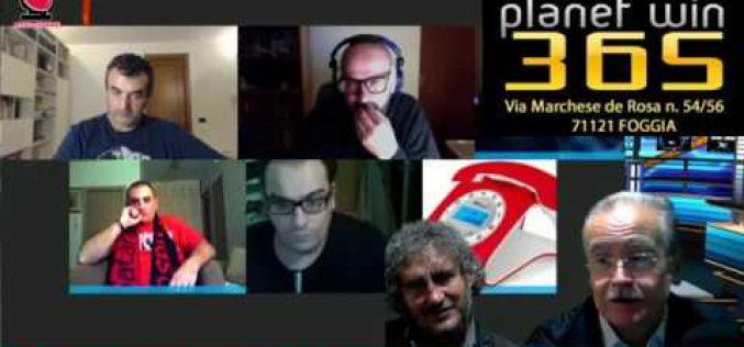 La partita dei Mitici – Foggia-Cosenza