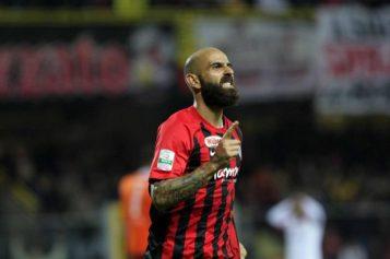 """Foggia, Mazzeo ritrova il gol: """"Ne avevo bisogno. Iemmello? Lo aspetto, è molto forte"""""""