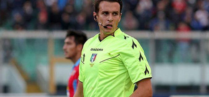 Pro Vercelli-Foggia dirige Ros di Pordenone
