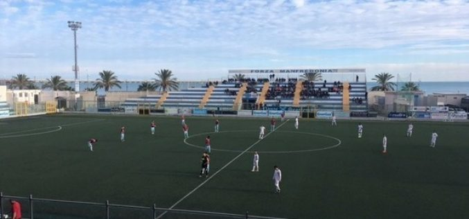 Serie D, primo acuto del Manfredonia: 3-2 al Molfetta