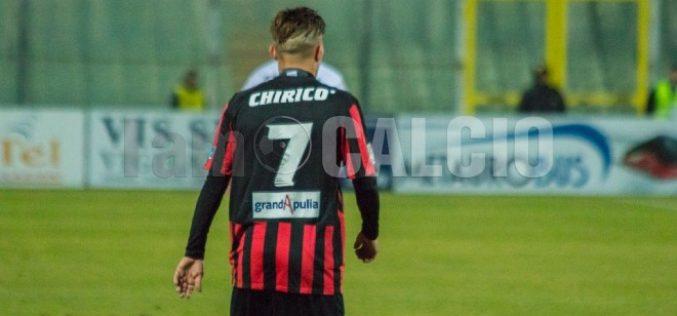 Foggia letale in trasferta: 0-2 ad Ascoli firmato Camporese-Chiricò