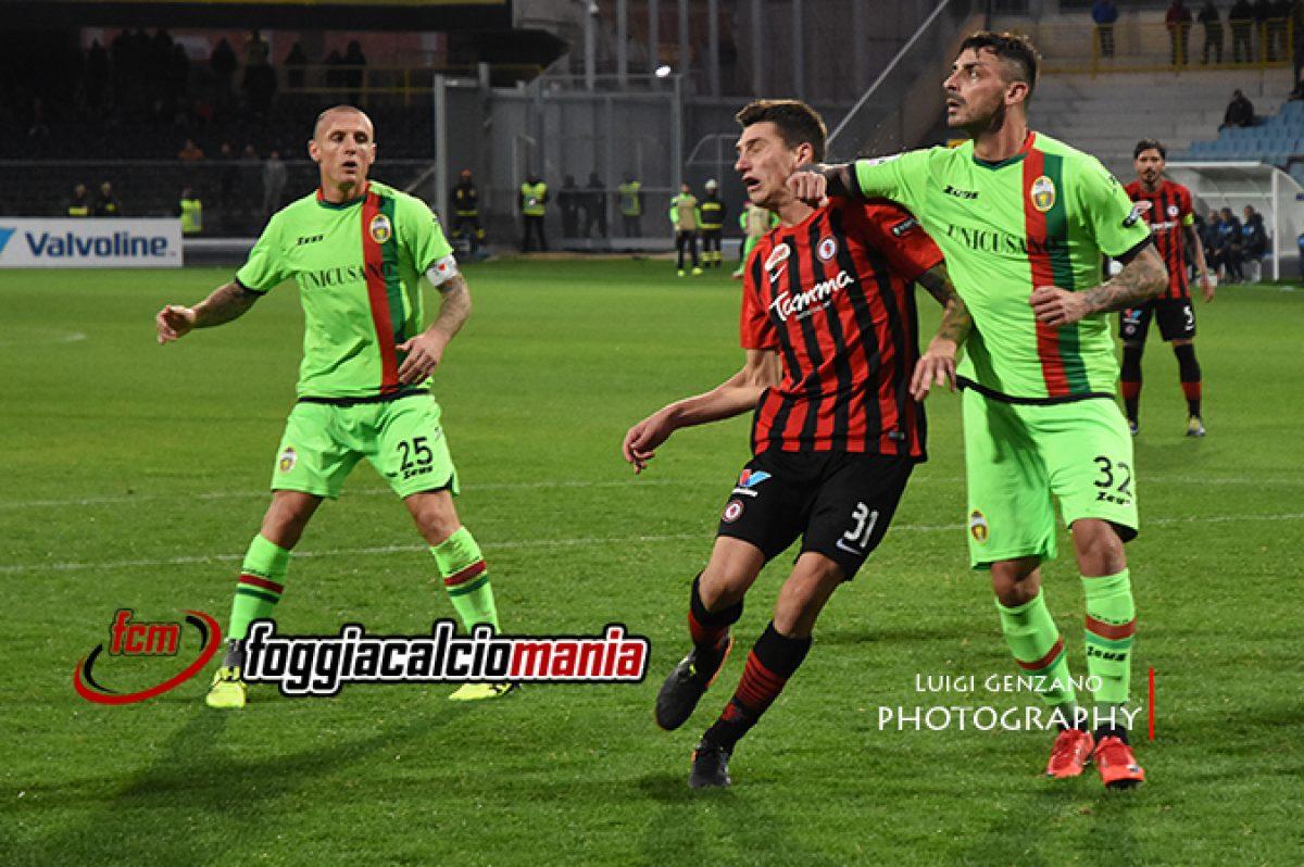 Serie B: Stagione 2017-2018 – I 5 scatti di Foggia-Ternana