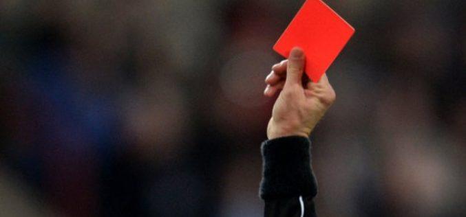 Giudice sportivo: Ammenda alla società Foggia Calcio