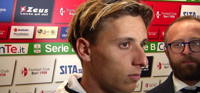 """QUI BARI – Petriccione: """"La nostra forza è il gruppo. Testa al derby!"""""""