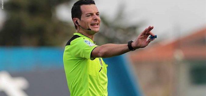 Foggia-Ternana dirige il sig. Pezzuto della sezione di Lecce