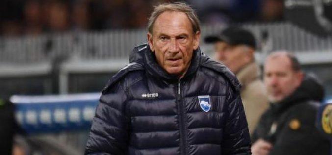 """Pescara, Zeman: """"Frenati dalle barriere mentali. Cesena? Gioca poco, ma lotta su ogni pallone"""""""