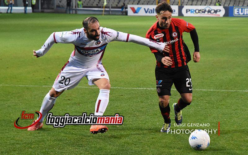 """Il Foggia fa sognare… il Cittadella. Allo """"Zaccheria"""" è 1-3"""