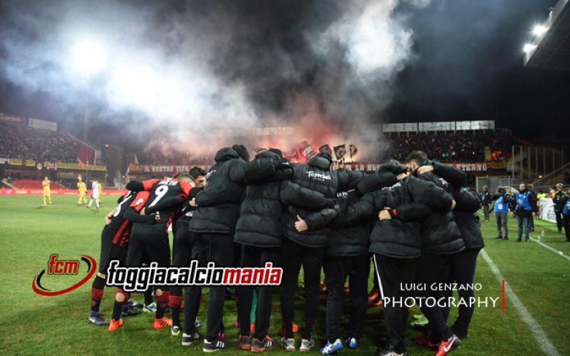 Palermo-Foggia: i convocati