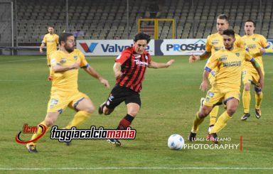 Serie B: Stagione 2017-2018 – I 5 scatti di Foggia-Frosinone