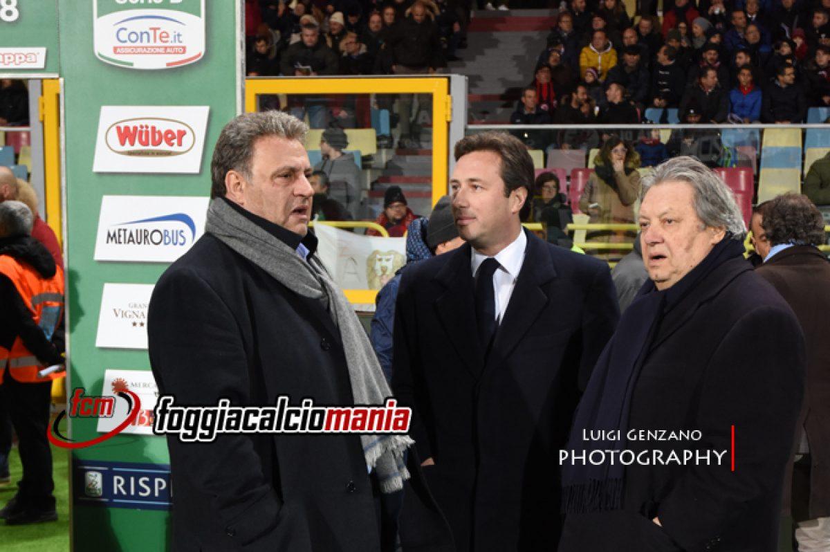 Serie B: Stagione 2017-2018 – I 5 scatti di Foggia-Venezia