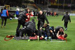 Deli salva il Foggia al 95′: con il Venezia è 2-2