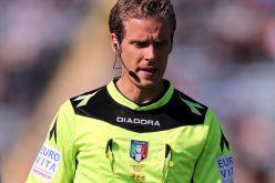 Foggia-Frosinone dirige Daniele Chiffi di Padova