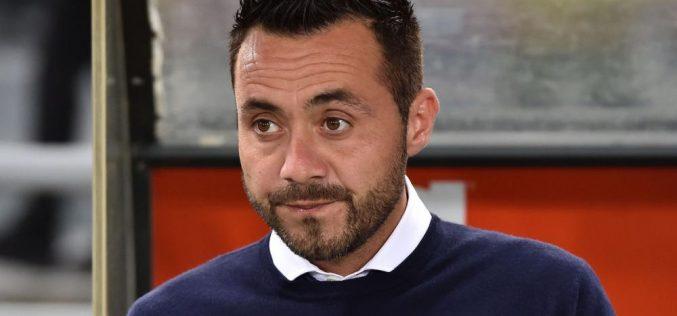 """Benevento, De Zerbi: """"Voglio rivedere lo spirito della gara col Chievo"""""""