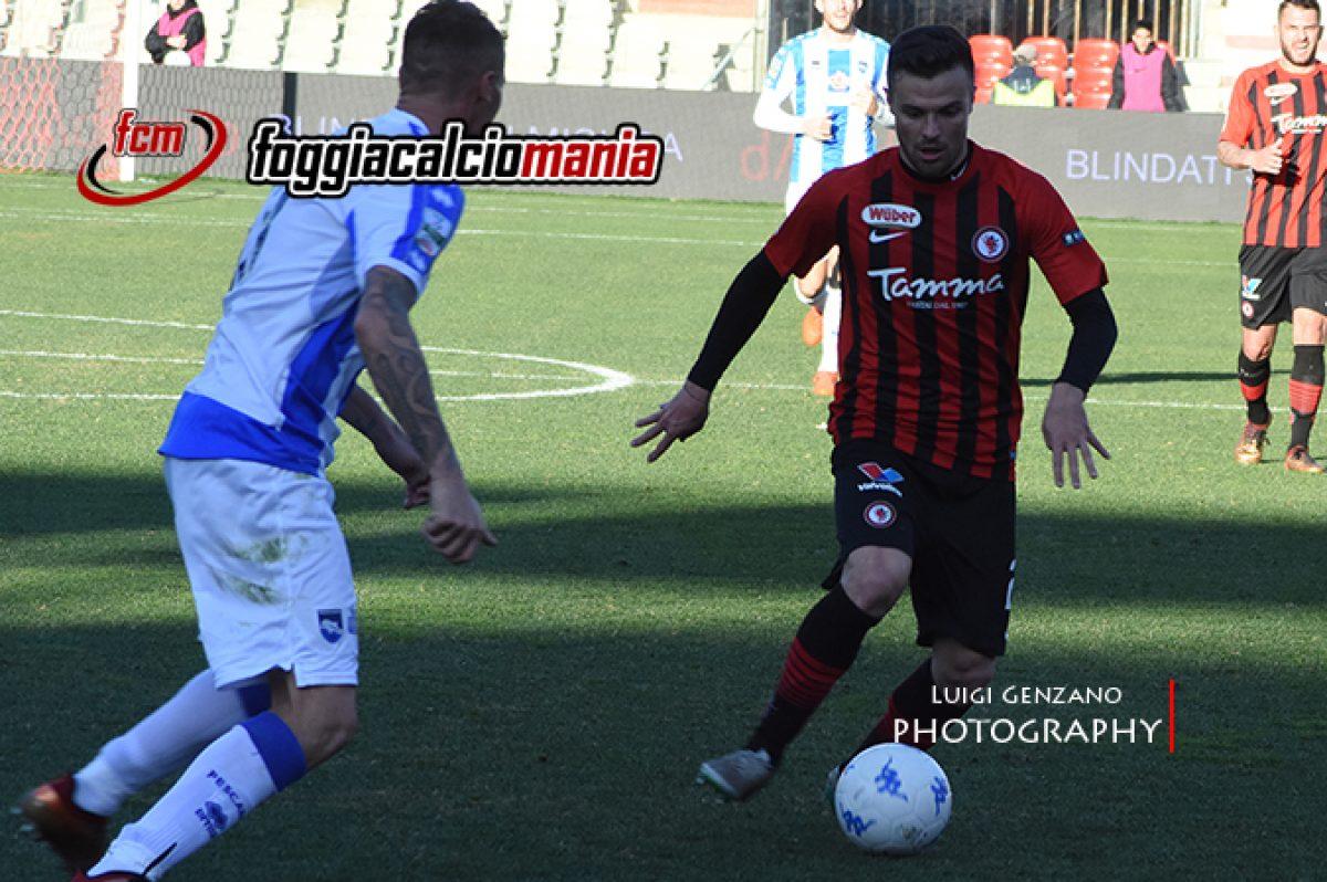 Serie B: Stagione 2017-2018 – I 5 scatti di Foggia-Pescara