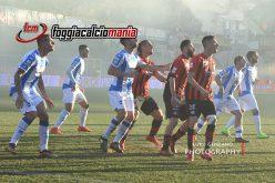 """Foggia, Tonucci: """"Ci è mancato solo il gol"""""""