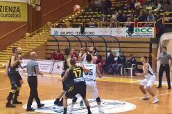 Basket. L'Allianz San Severo sconfitta in casa da Bisceglie