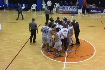 Basket, bella vittoria dell'Udas Cerignola su Senigallia