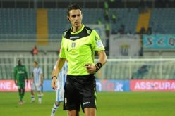 Novara-Foggia dirige il sig. Ros di Pordenone