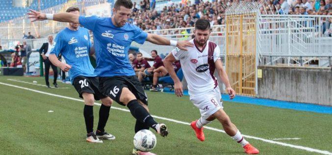 QUI NOVARA: Avellino-Novara 2-1 cronaca e tabellino