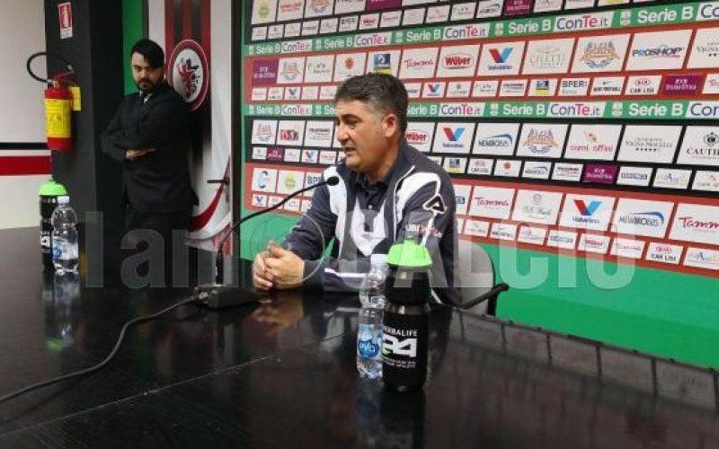 """Brescia, Boscaglia: """"Bravi e coraggiosi nel giocare così a Foggia"""""""