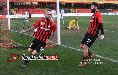 Serie B: Stagione 2017-2018 – I 5 scatti di Foggia-Avellino