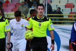 Foggia-Avellino: arbitra Di Martino della sezione di Teramo