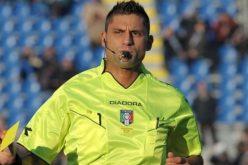 Palermo-Foggia dirige Eugenio Abbattista di Molfetta
