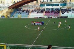 Serie D, Manfredonia-San Severo 2-2