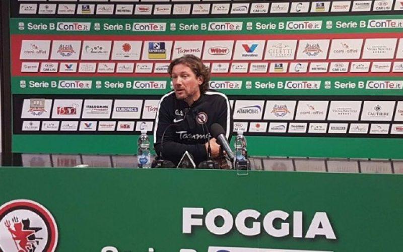 """Foggia, Stroppa: """"Potevamo vincere 7-0. La squadra non ha mai mollato, ha pagato la stanchezza"""""""