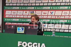 """Foggia, Stroppa: """"Domani conterà il risultato, sarà determinante"""""""