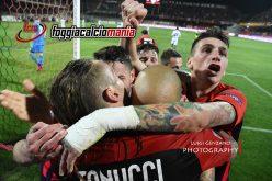 Foggia-Cesena, le statistiche: possesso palla oltre l'80% rossonero
