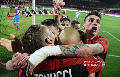 Serie B: Stagione 2017-2018 – I 5 scatti di Foggia-Cesena