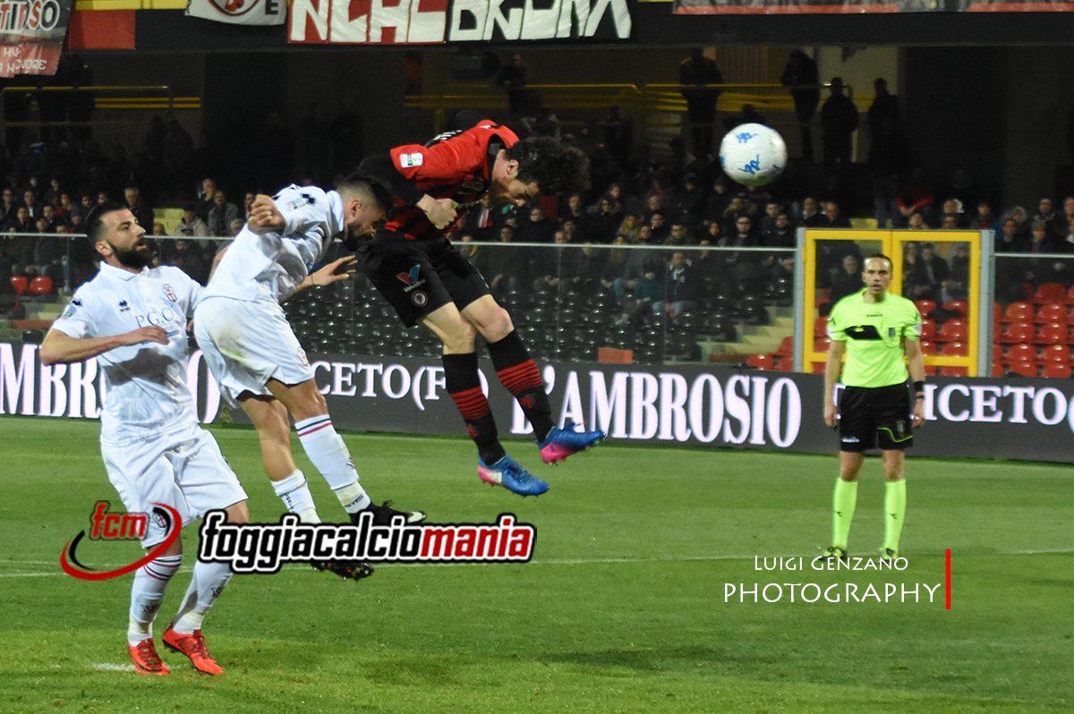 Serie B: Stagione 2017-2018 – I 5 scatti di Foggia-Pro Vercelli