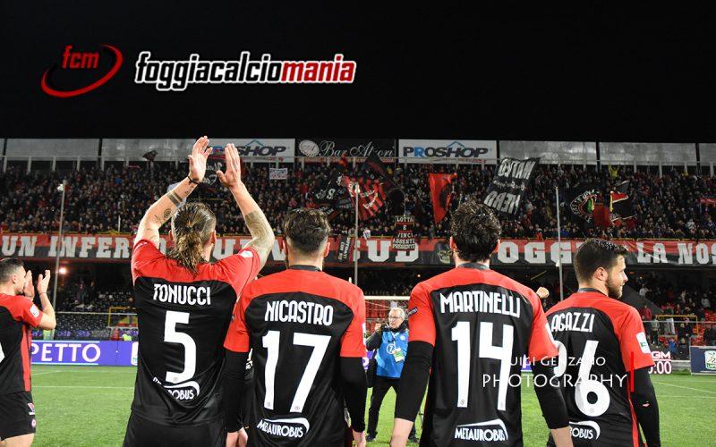 Foggia-Empoli al calcio d'inizio, le formazioni. In 12mila allo 'Zac'