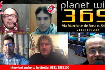 La partita dei Mitici – Pescara – Foggia
