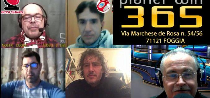 La partita dei Mitici – 16/03/2018 – Foggia – Cesena