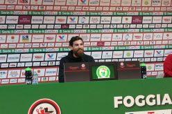 """Foggia, Martinelli: """"Le prossime saranno tutte come delle finali"""""""