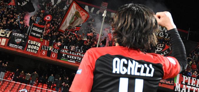 """Agnelli: """"In campo o fuori aiuterò il Foggia"""""""