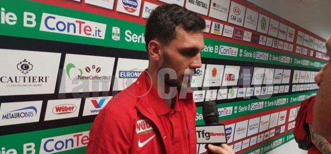 """Foggia, Calabresi: """"Contento di ripagare la fiducia dell'allenatore"""""""