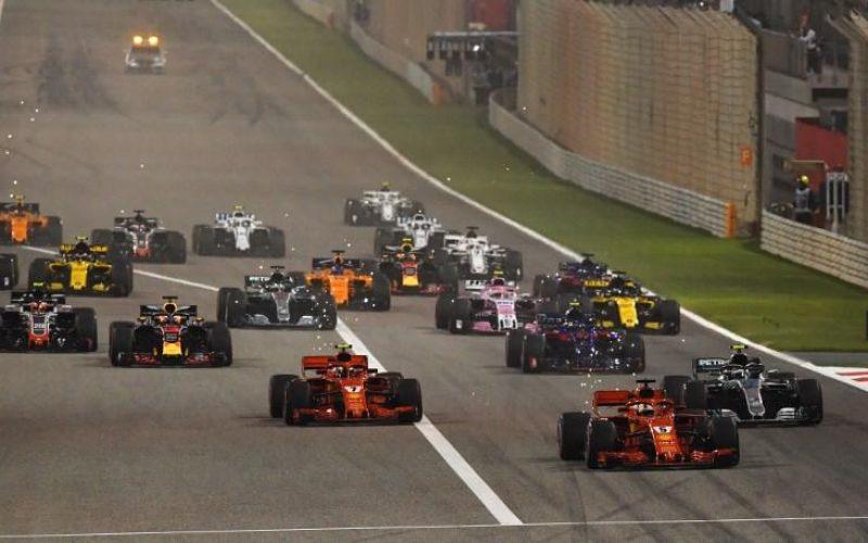 F1, Vettel vince anche il GP del Bahrain