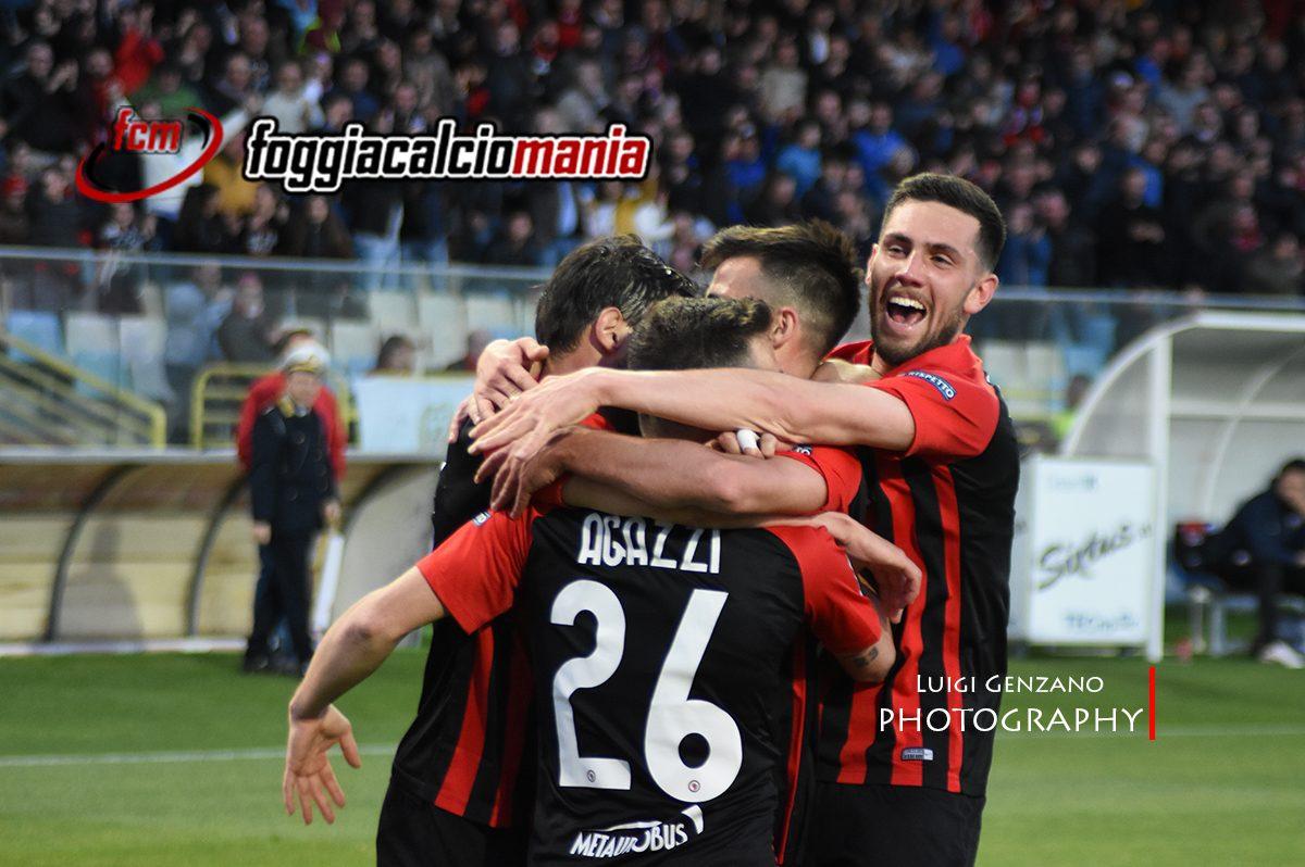 Serie B: Stagione 2017-2018 – I 5 scatti di Foggia-Ascoli