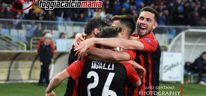 Le pagelle di Foggia-Spezia – Tonucci, che gol! Noppert insicuro, bene Deli