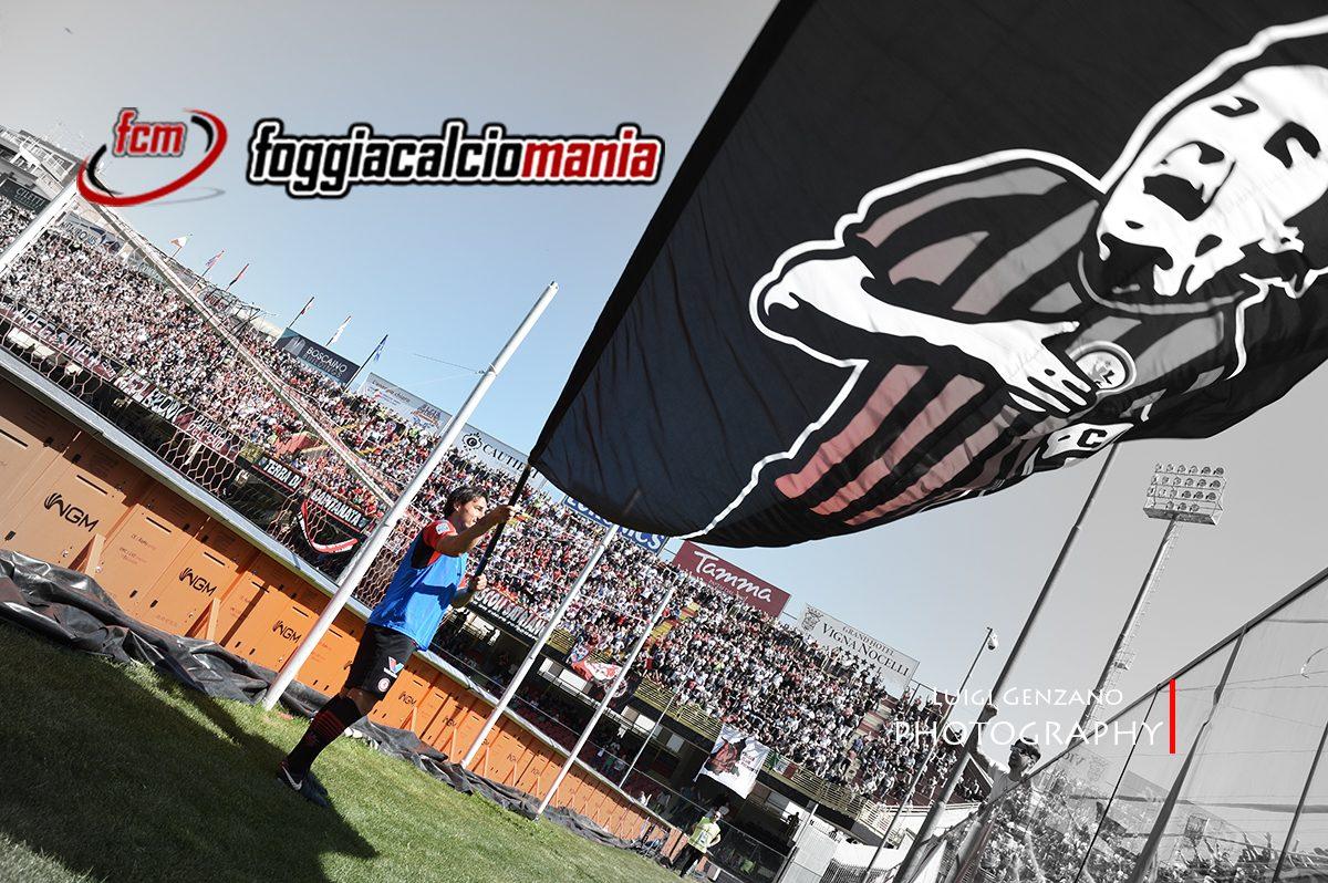 Serie B: Stagione 2017-2018 – I 5 scatti di Foggia-Bari