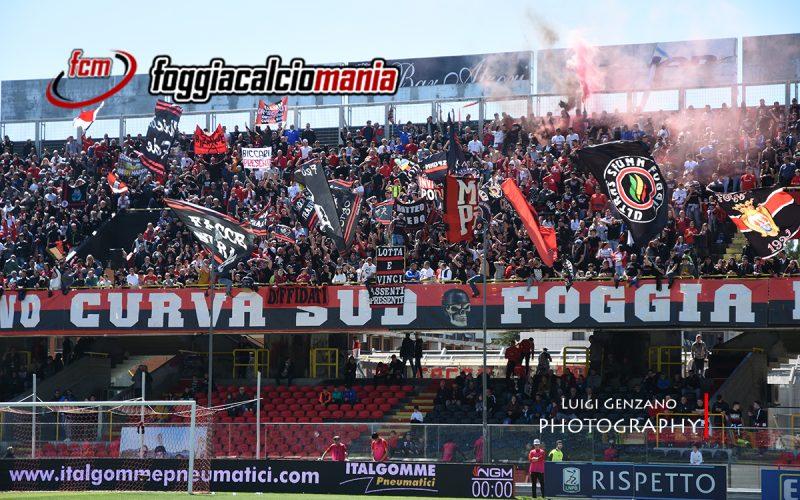 Foggia-Bari: parte domani la vendita biglietti. Tutte le info