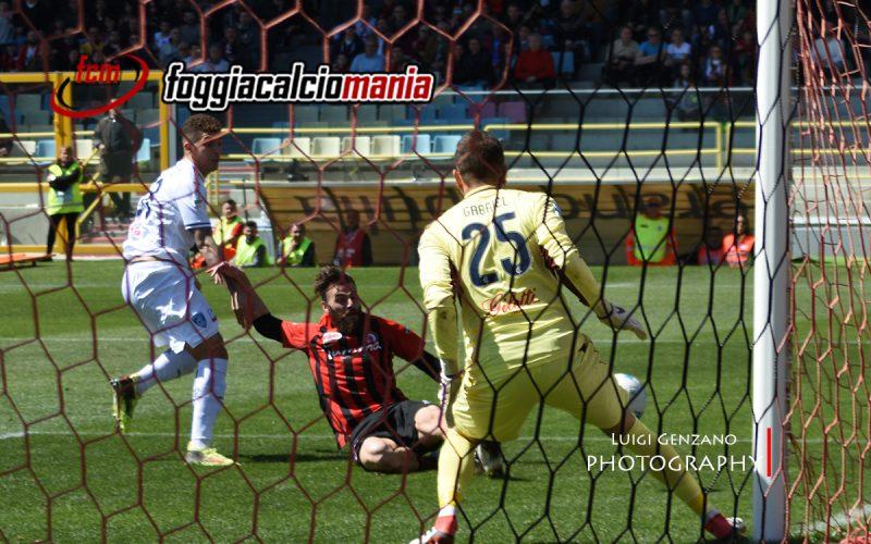 """Gds – Foggia, Nicastro: """"I gol? Non sono un'ossessione"""""""